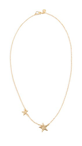 Gorjana Women's Super Star Necklace, Gold, One Size