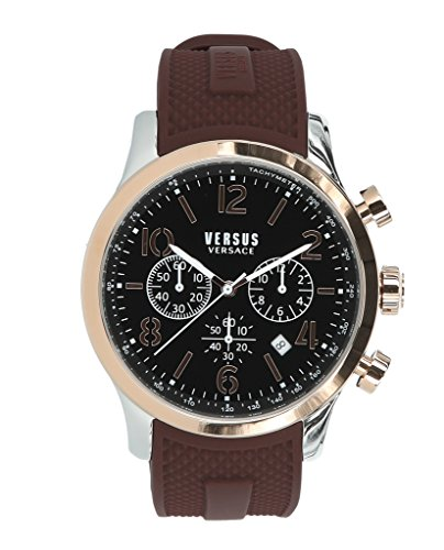 Versus by Versace Men's 'Naboo' Quartz Gold Fashion Watch