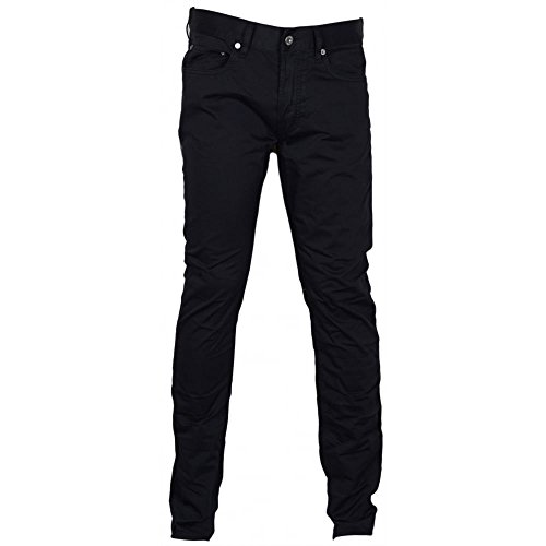 "Stone Island Gaberdine Slim Fit Dark Grey Jeans W34"" - L34"" Dark Grey"