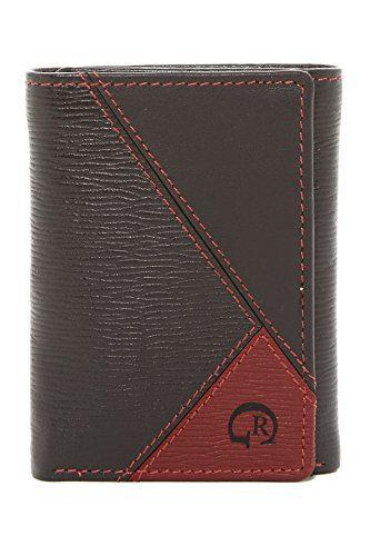 Robert Graham Men's Tandu Trifold Wallet, Brown, One Size