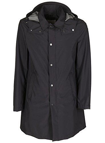 Moncler Men's Black Coat