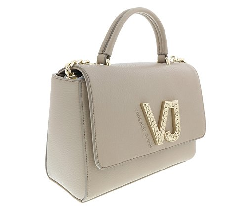 Versace Beige Top Handle Bag for Womens