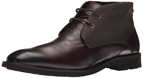 Joe's Jeans Men's Clark Chukka Boot, Brown, 10.5 M US