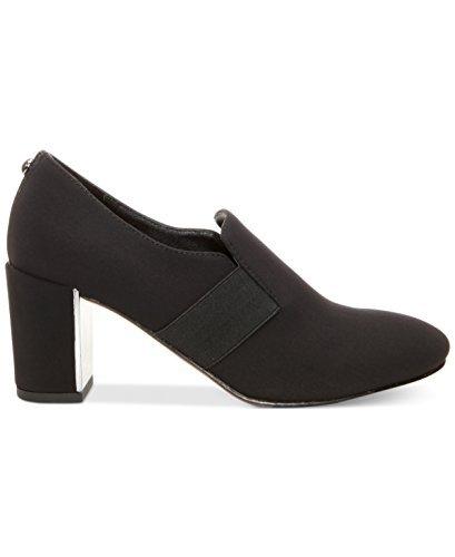 Donald J Pliner Womens Clem-D Closed Toe Classic Pumps, Black Crepe, Size 5.0