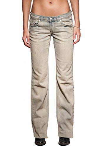 Women's Diesel Doozy 8LN Bootcut Jeans - Size 29Wx34L