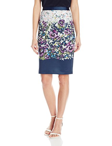 Ted Baker Women's Carpi Entangled Enchantment, Dark Blue, 1
