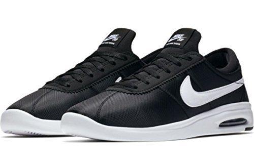 NIKE SB AIR Max Bruin VPR TXT Mens Fashion-Sneakers 7.5 - Black/White-Black-White
