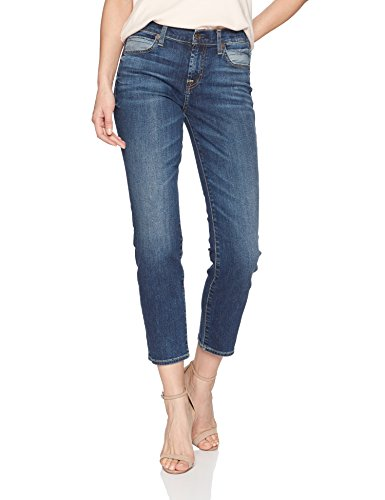 7 For All Mankind Women's Roxanne Ankle Jean, Midnight Desert, 32