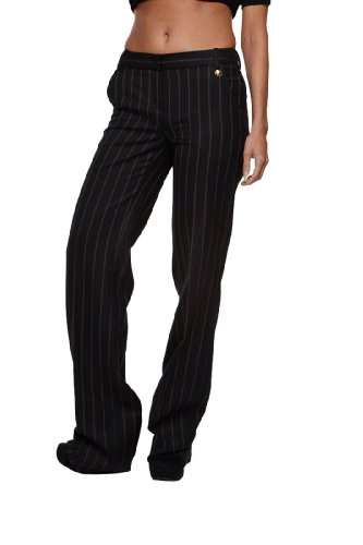 Roberto Cavalli - Women's Pants Slacks, 40, Black