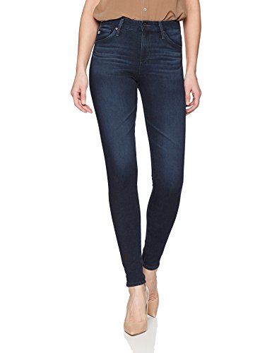 AG Adriano Goldschmied Women's Denim Farrah Skinny, Indigo Domain, 29
