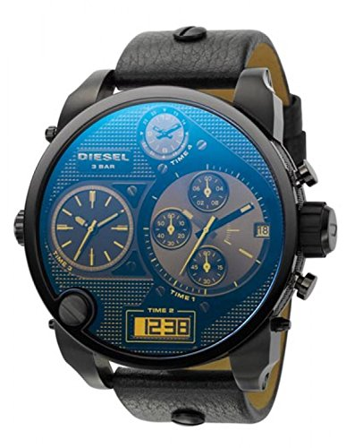 Diesel Watches SBA (Black/Blue)