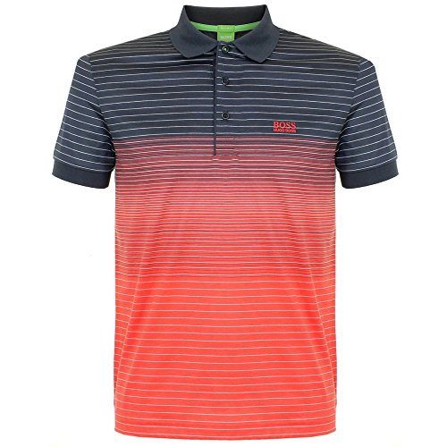 Hugo Boss Paddy 3 Polo (Large, Open Red)