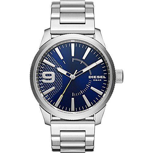 Diesel Men's Rasp Stainless Steel Watch