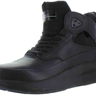 Article Number Nº Mens Mid-cut Sneakers Shoes Black (11)