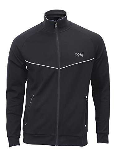 Hugo Boss Tracksuit Jacket Jacket Jackets M Black Men