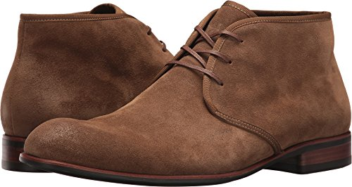 John Varvatos Men's Seagher Chukka Boot Brownstone 10.5 D US