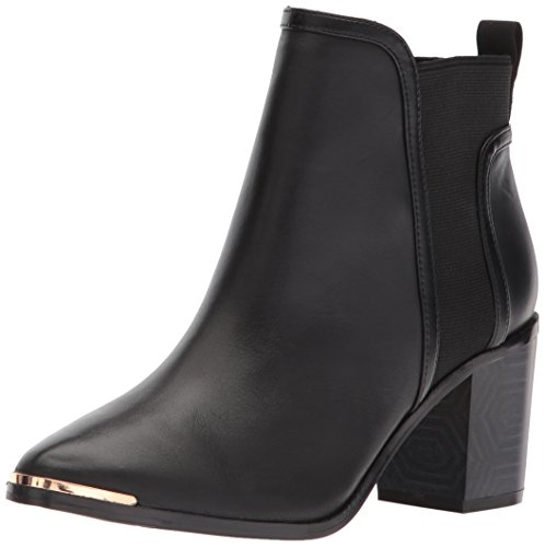 Ted Baker Women's Leihana Ankle Boot, Black, 8 B(M) US