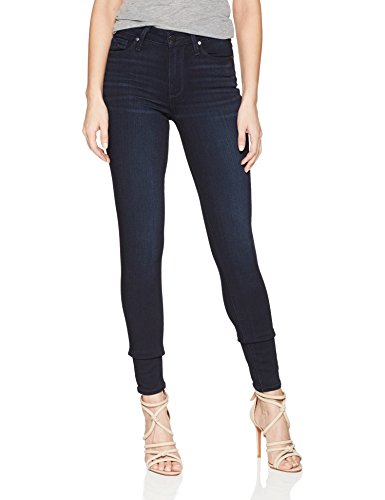 PAIGE Women's Hoxton Ultra Skinny Jeans, Emryn, 26