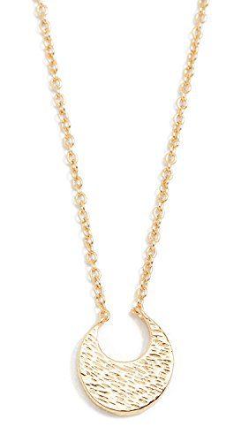 Gorjana Women's Rae Necklace, Gold, One Size