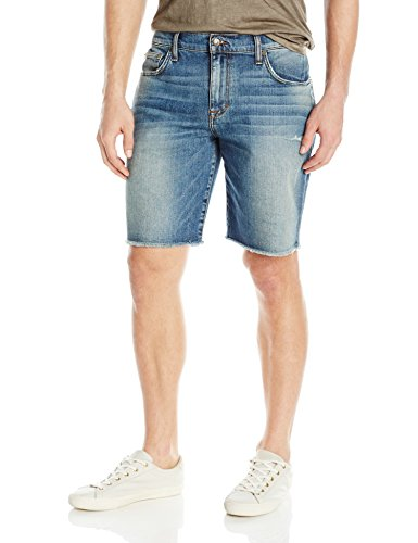 Joe's Jeans Men's Brixton Straight + Narrow Denim Short Jean, Dunn, 36