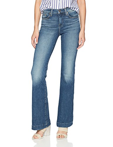7 For All Mankind Women's Dojo Jean, Vintage Gulf Coast, 29