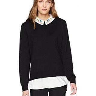 Ted Baker Women's Kentro Sweater, Black, 4