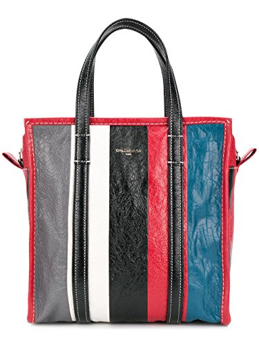 Balenciaga Women's Multicolor Leather Tote