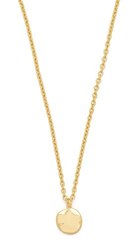 Gorjana Women's Chloe Charm Adjustable Necklace, Gold, One Size