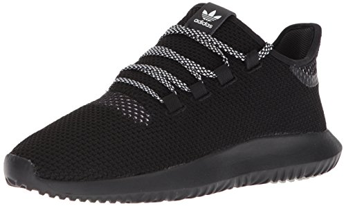 adidas Originals Men's Tubular Shadow CK, Core Black/Core Black/White, 12 M US