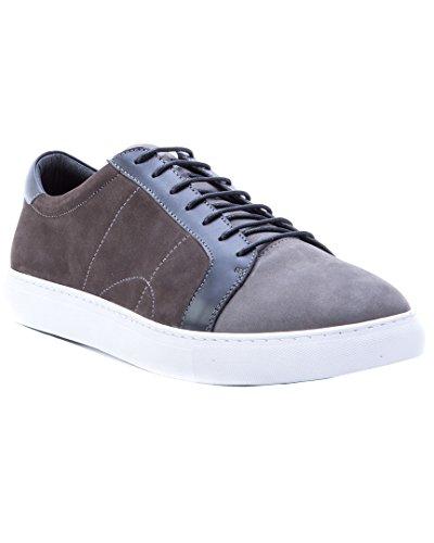 Robert Graham Gonzalo Suede Sneaker, 10
