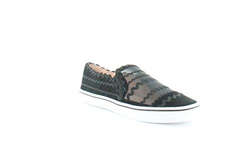 Kate Spade New York Women's Senza Too Sneaker, Black, 8.5 M US