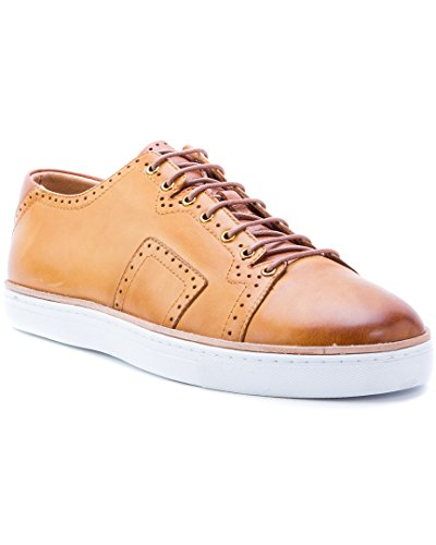 Robert Graham Marti Leather Sneaker, 10