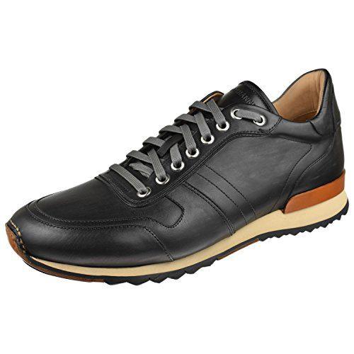 Magnanni Men's Shoes Retro Trainer Dress Sneaker 10 M Grey