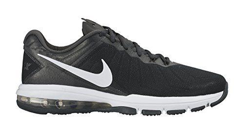 NIKE Men's Air Max Full Ride TR Training Shoe Black/Anthracite/Dark Grey/White Size 12 M US