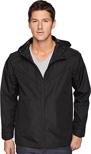 Tumi Men's Pax Windbreaker Black XX-Large