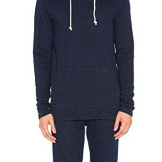 Publish Brand - Men's Palo Pullover Hoodie - Dark Indigo - XL