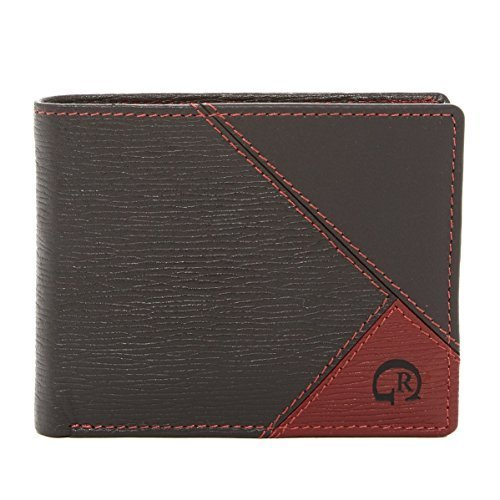 Robert Graham Men's Tindrash Slimfold Wallet, Brown, One Size