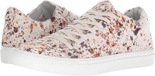 John Varvatos Collection Men's Reed Low Top Sneaker Almond 11 D US