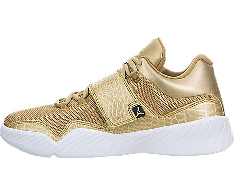 NIKE Air Jordan J23 Mens Basketball Trainers Sneakers Shoes (US 10, Metallic Gold 700)