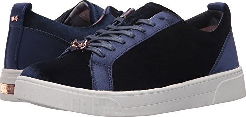 Ted Baker Women's Kulei Navy Textile Oxford