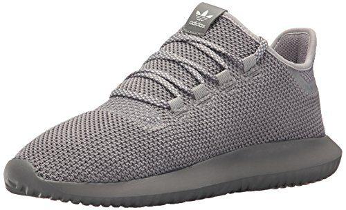adidas Originals Men's Tubular Shadow CK, Grey Three/Grey Two/White, 12 M US