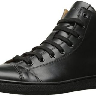 Marc Jacobs Men's Fashion Sneaker, Black, 43 EU/9 N US