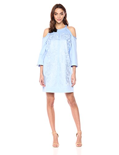 Ted Baker Women's Jettas Dress, Baby Blue, 1