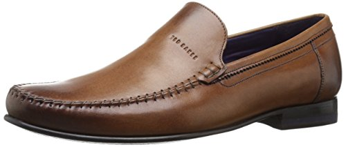 Ted Baker Men's Simeen 3 Loafer, Tan, 12 M US