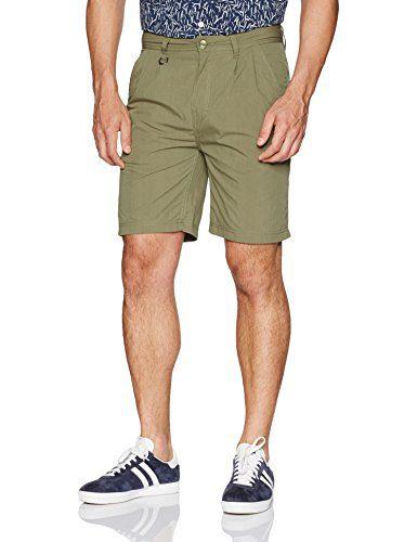 Publish Brand INC. Men's Zand Short, Olive, 36