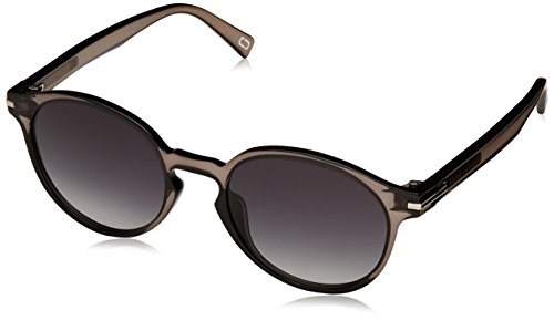 Marc Jacobs Marc224s Oval Sunglasses, Greyblck, 52 mm