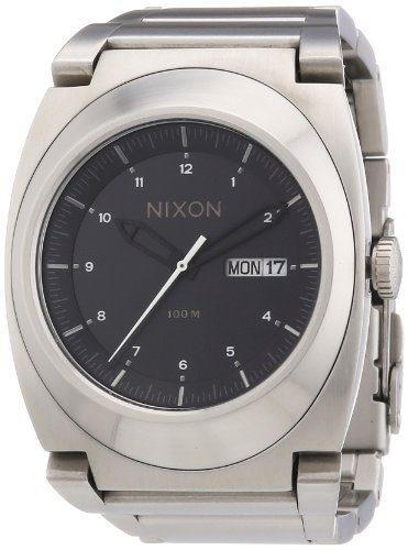 NIXON Men's Quartz Stainless Steel Casual Watch