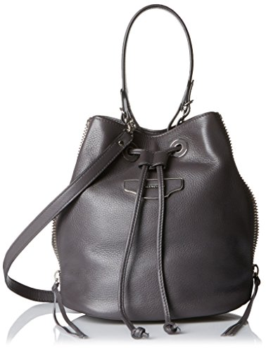 Balenciaga Women's Drawstring Cross-Body, Taupe
