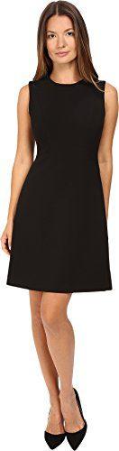 Kate Spade New York Women's Sicily Dress Black 8