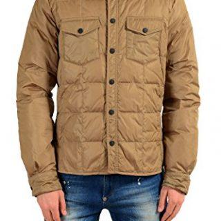 Moncler Men's Trugberg Lightly Insulated Down Parka Jacket Sz 3 US M
